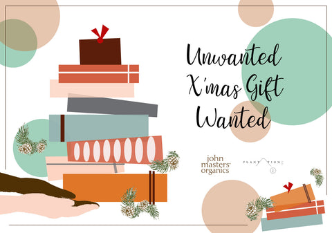 Unwanted X'mas Gift Wanted