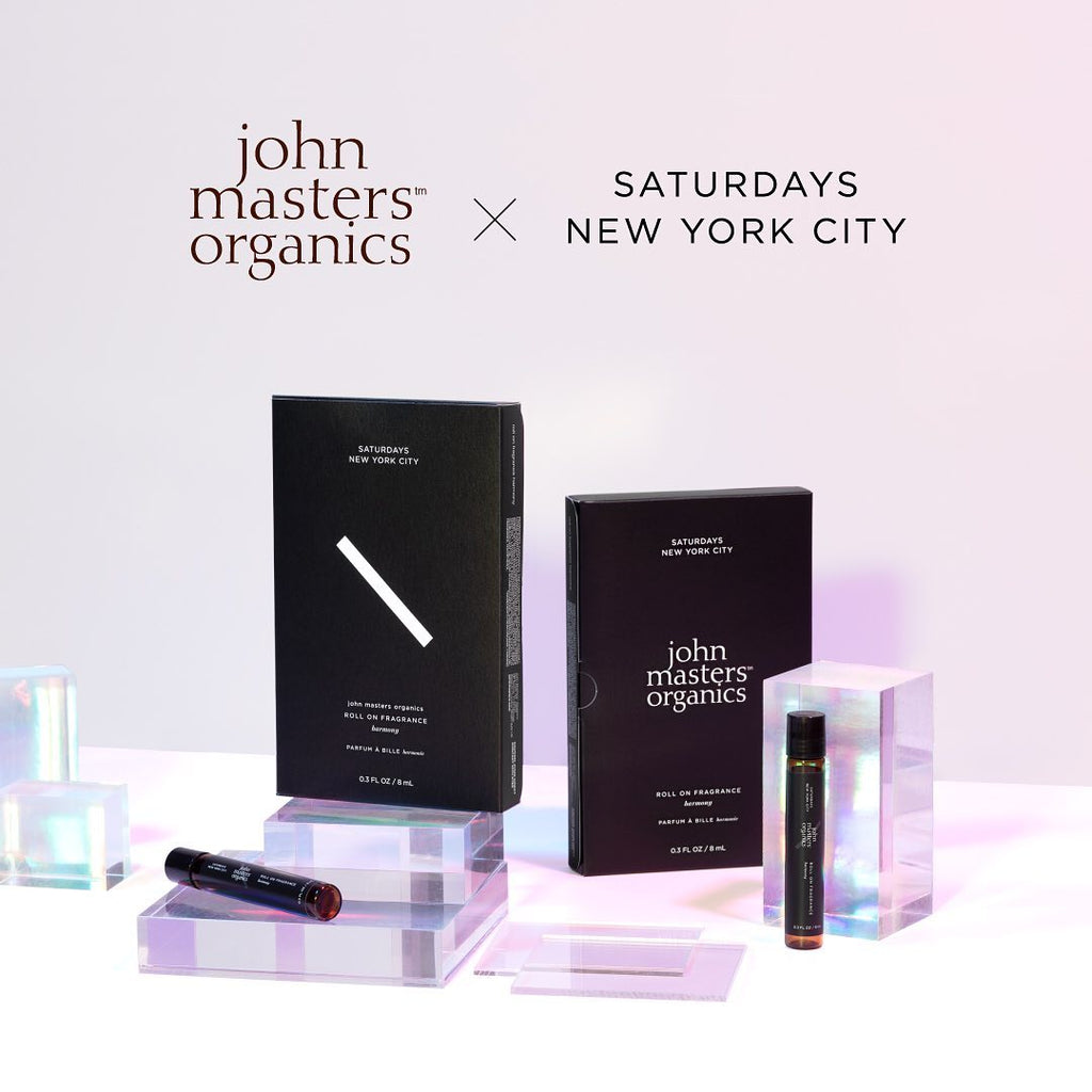 John Masters Organics x Saturaday NYC Roll-on Fragrance - harmony