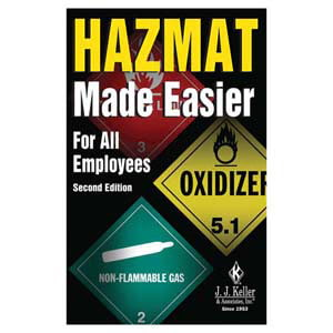 Hazmat Made Easier for All Employees Handbook, Second Edition