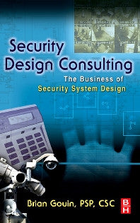 Security Design Consulting 1st Edition