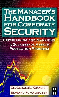 The Manager's Handbook for Corporate Security 1st Edition