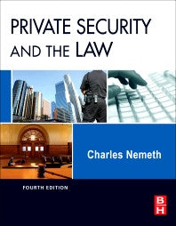 Private Security and the Law 4th Edition