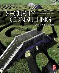 Security Consulting 4th Edition