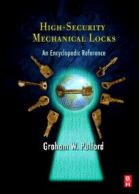 High-Security Mechanical Locks 1st Edition