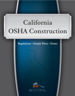 CAL/OSHA GUIDE CONSTRUCTION INDUSTRY - 15TH ED. - 28TH YEAR