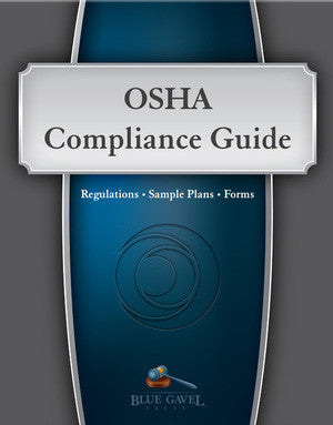 OSHA COMPLIANCE GUIDE FOR MEDICAL EMPLY - 14TH ED. - 28TH YEAR