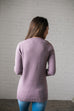 Pearl Among Sweaters In Dusty Lavender - ALL SALES FINAL - SHOPTHRIVER