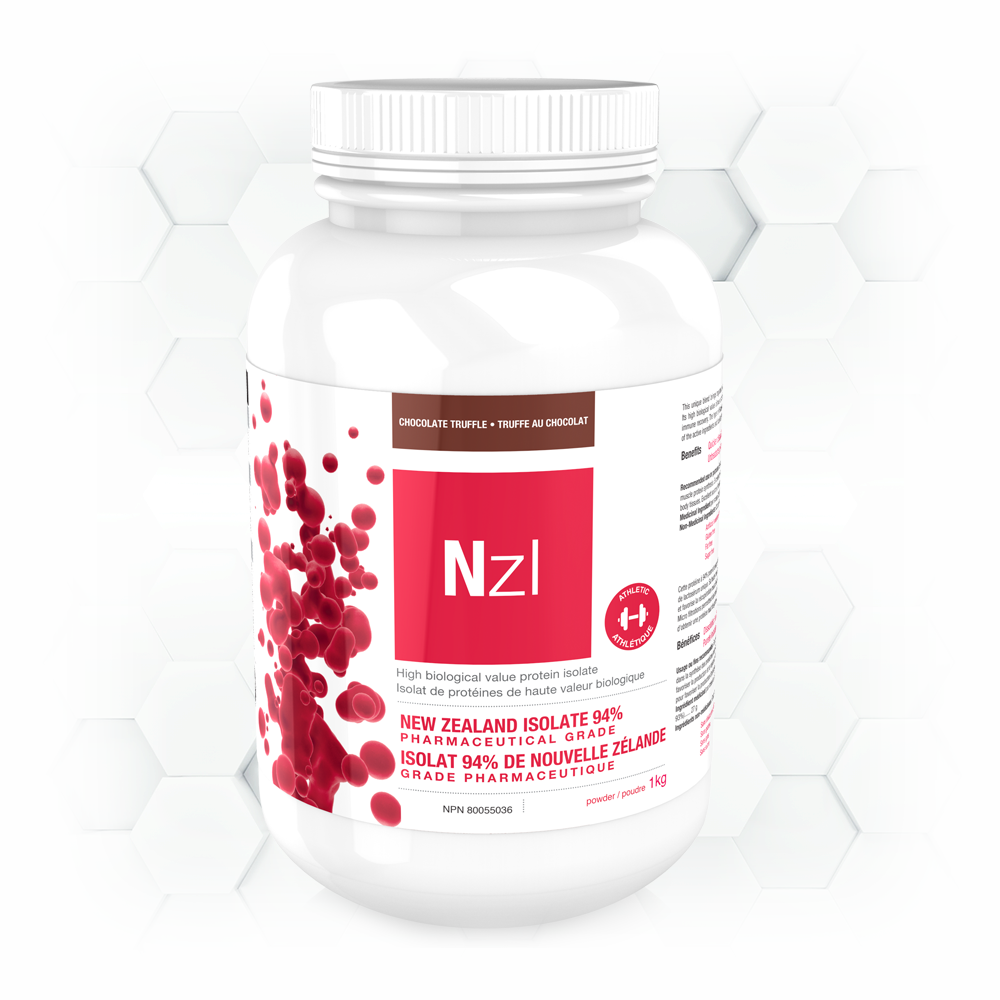 NZI ISOLATE 2.2lbs - 2 saveurs disponibles