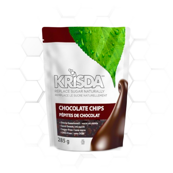 CHOCOLATE CHIPS KETO  - 285g