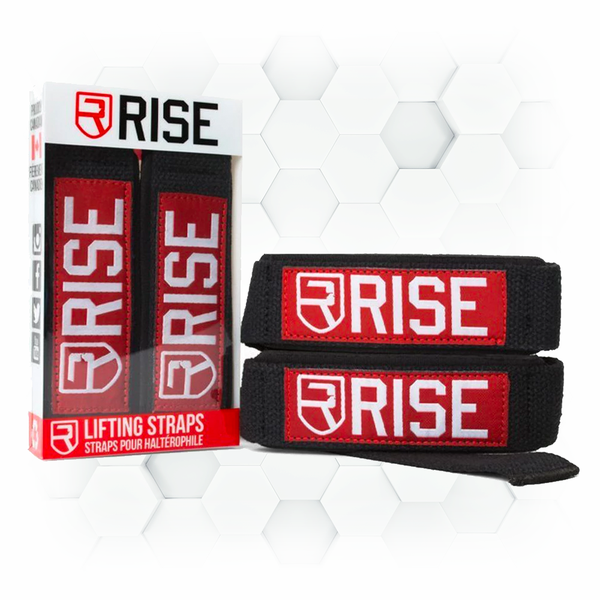 LIFTING STRAPS - 4 couleurs disponibles