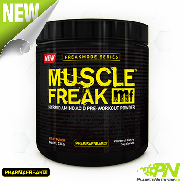 MUSCLE FREAK - 210 g