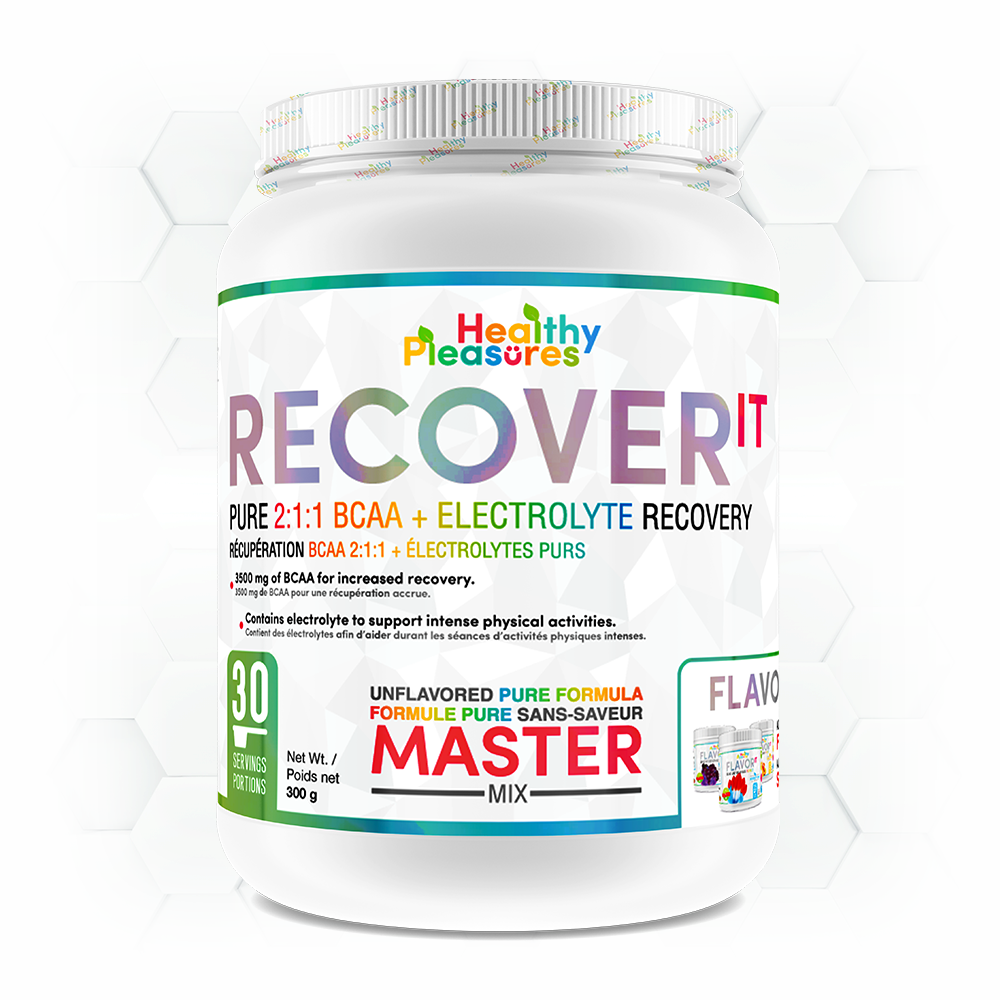 MASTER MIX RECOVER IT 300g