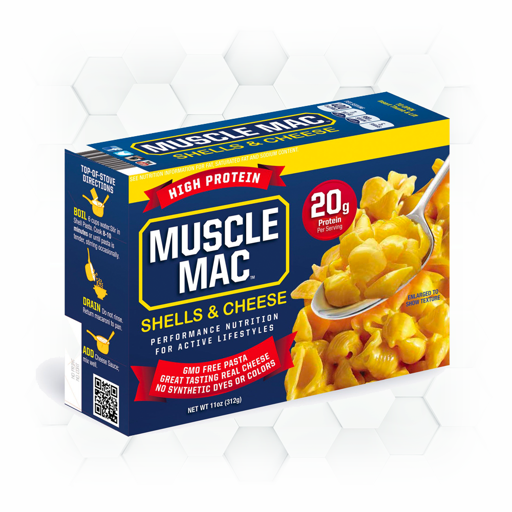 SHELLS N' CHEESE - 11oz