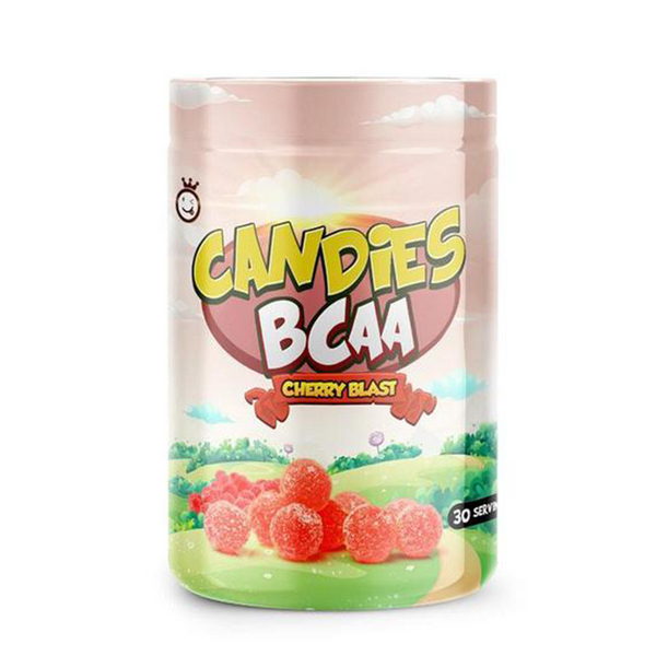 CANDIES BCAA - 30 serv.