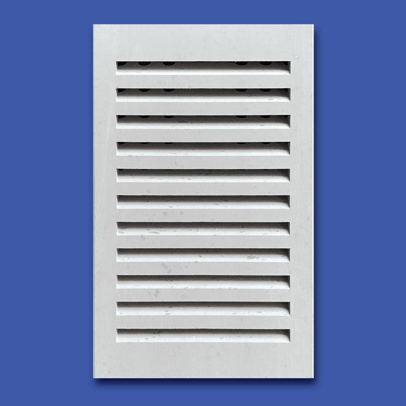 Gable Vent - Rectangular 12 x 18 in
