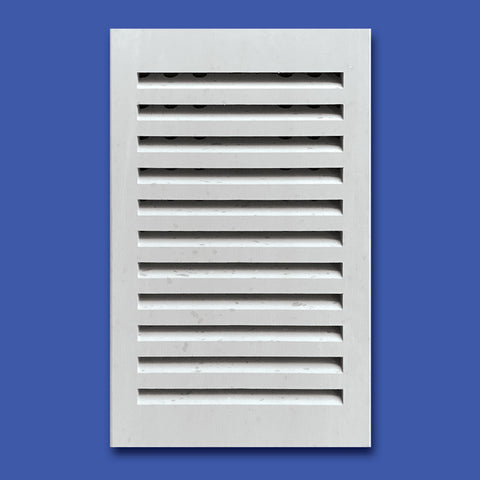 Gable Vent - Rectangular 12 in x 18 in