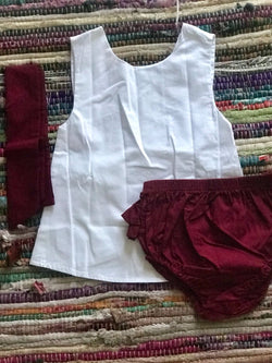 3 Piece Set For Girls