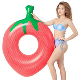 STRAWBERRY POOL FLOAT