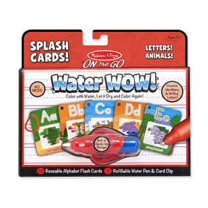 Melissa & Doug Water Wow! Alphabet Cards - Bloom Kids Collection - Melissa & Doug