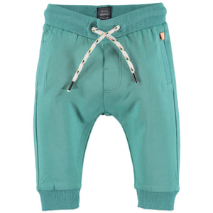 Babyface Baby Boy Sweatpants - Turquoise - Bloom Kids Collection - Babyface