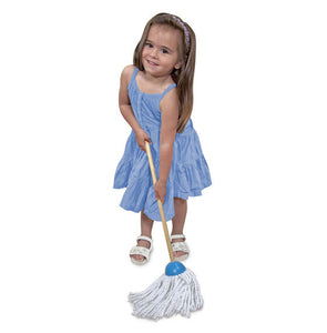 Melissa & Doug Dust! Sweep! Mop! Play Set