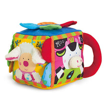 Melissa & Doug Musical Farmyard Cube Learning Toy - Bloom Kids Collection - Melissa & Doug
