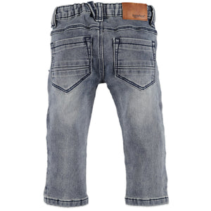 Babyface Boys Jogg Jeans - Smoke Blue Denim - Bloom Kids Collection - Babyface