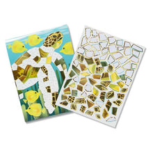 Melissa & Doug Mosaic Sticker Pad - Ocean - Bloom Kids Collection - Melissa & Doug