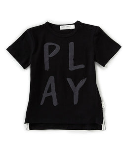 Miles Baby Play Loud Knit T-Shirt - Bloom Kids Collection - Miles Baby