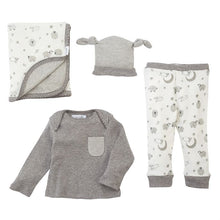 Mud Pie Counting Sheep 4PC Gift Set - Bloom Kids Collection - Mud Pie