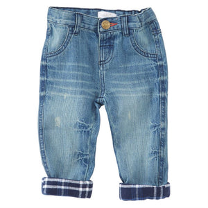 Mud Pie Boy Jeans - Bloom Kids Collection - Mud Pie