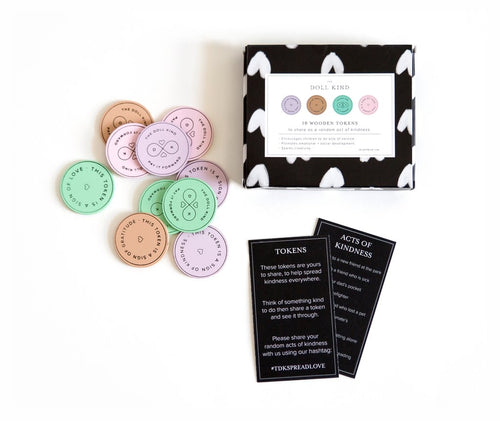 The Doll Kind Kindness Kit - Bloom Kids Collection - The Doll Kind