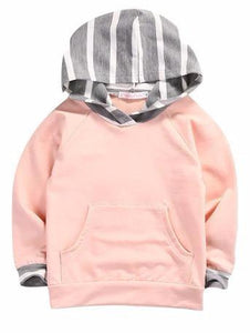 Peaches & Cream Hoodie - Bloom Kids Collection - Bloom Kids Collection