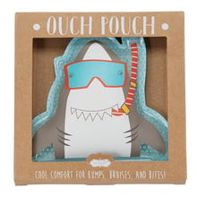 Mud Pie Shark Ouch Pouch Gel Ice Pack