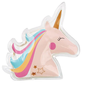 Mud Pie Unicorn Head Ouch Pouch