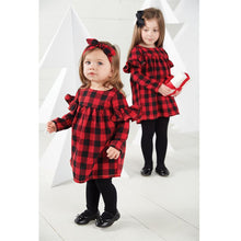 Mud Pie Buffalo Check Dress - Bloom Kids Collection - Mud Pie