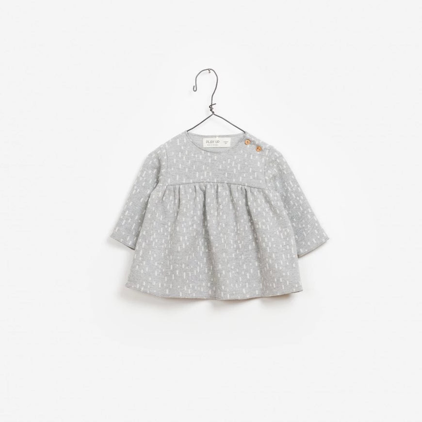 Play Up Jacquard Sweater