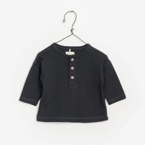 Play Up Jersey Sweater - Needle (Dark Grey) - Bloom Kids Collection - Play Up