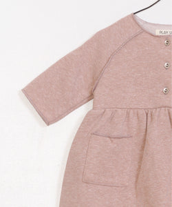 Play Up Fleece Dress - Jam - Bloom Kids Collection - Play Up