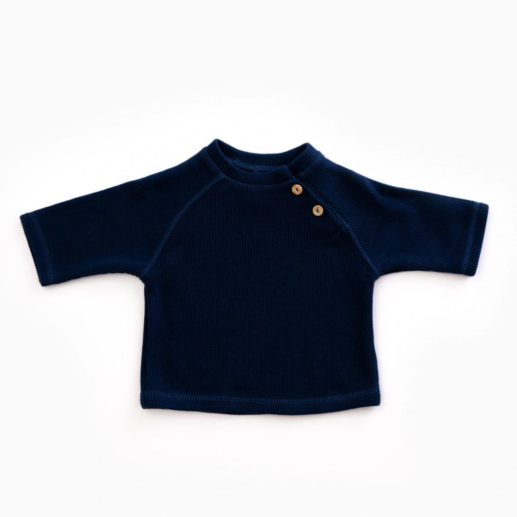Play Up Double Face Sweater - Navy - Bloom Kids Collection - Play Up