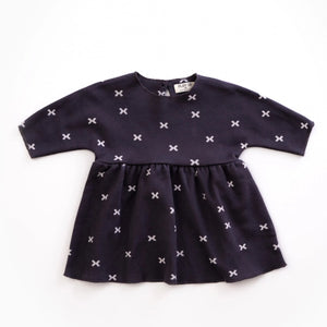Play Up Interlock Dress - Boulder - Bloom Kids Collection - Play Up