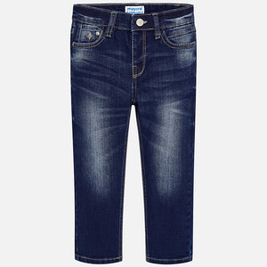 Mayoral Jeans Regular Fit Boy Jeans - Dark Denim - Bloom Kids Collection - Mayoral