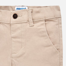 Mayoral Baby Slim Fit Chino Trousers - Soy - Bloom Kids Collection - Mayoral