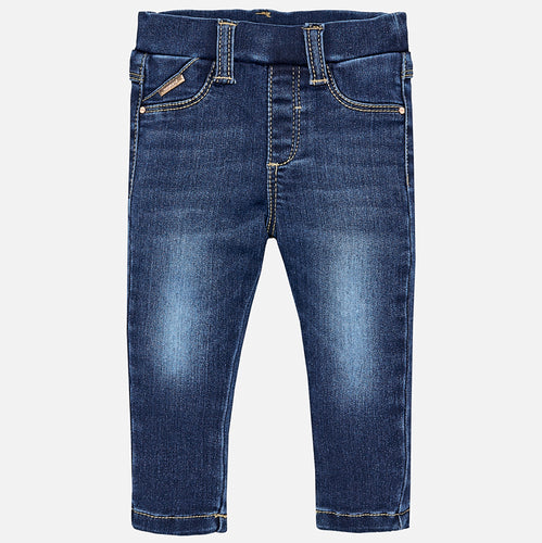 Mayoral Basic Girls Denim Pants