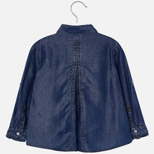 Mayoral Denim Blouse