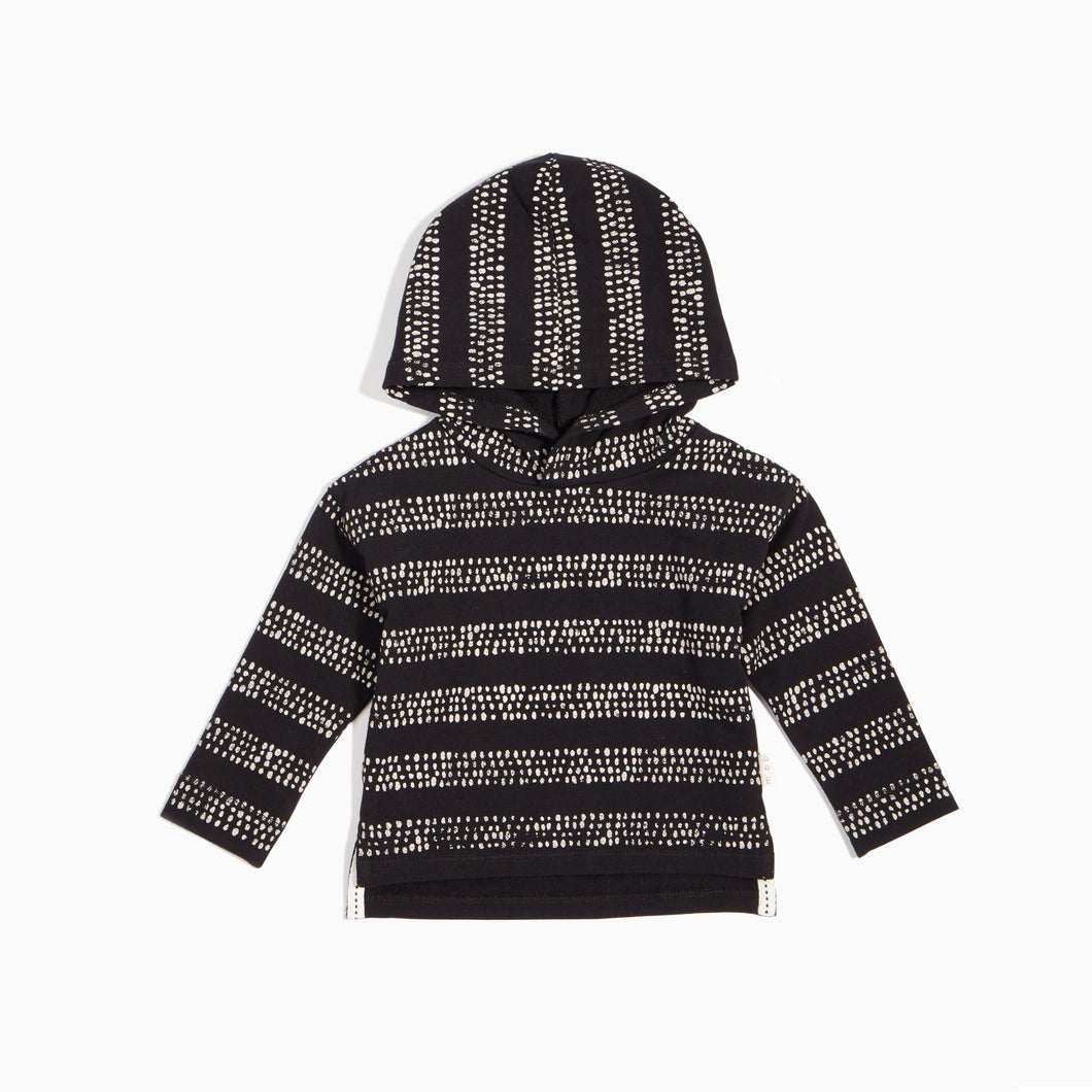 Miles Baby Hooded Long Sleeve T-Shirt Knit