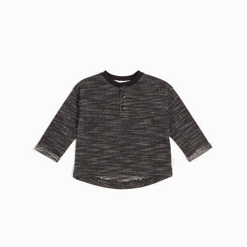 Miles Baby Long Sleeve T-Shirt Knit - Bloom Kids Collection - Miles Baby
