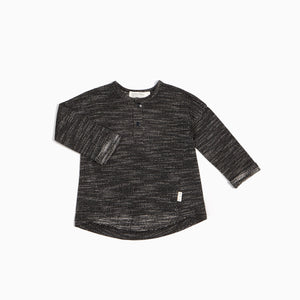 Miles Baby Long Sleeve Tunic Knit - Bloom Kids Collection - Miles Baby