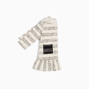Miles Baby Knit Dress - Bloom Kids Collection - Miles Baby