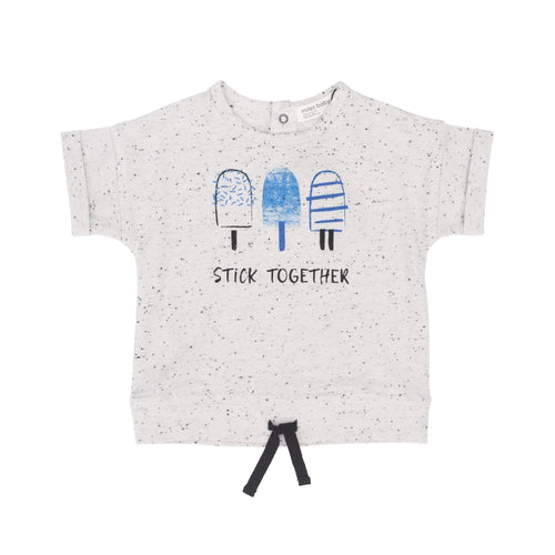 Miles Baby Stick Together Tee